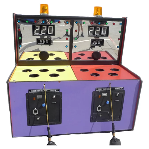 2-Player Whack-a-Mole