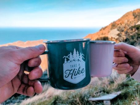 Take a Hike >>---------->