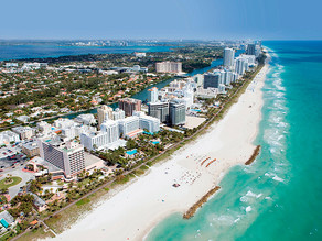 Escape to Miami - From $613 pp