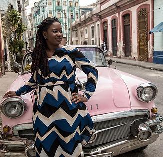 Independent Travel Agent, Jacqlyne Mba-Jonas
