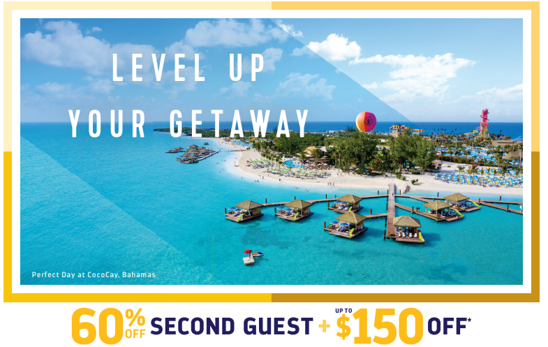 Royal Caribbean Cruise Promotion