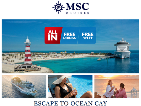 MSC Cruises - Your Cruise, Your Choice