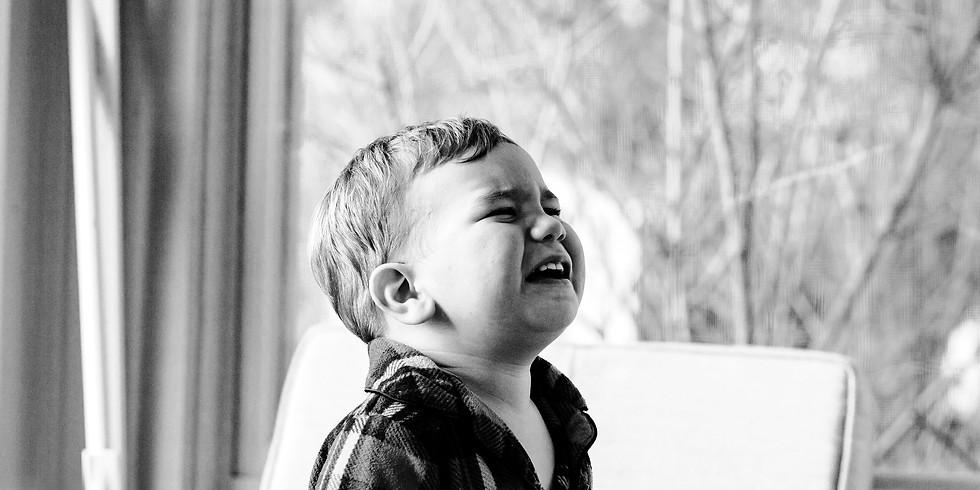 Atelier Expériences & Partages : Les pleurs et colères