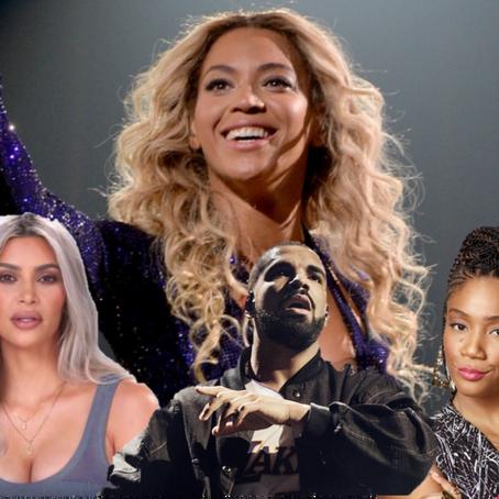 Beyonce Throwing Shade or Nah?