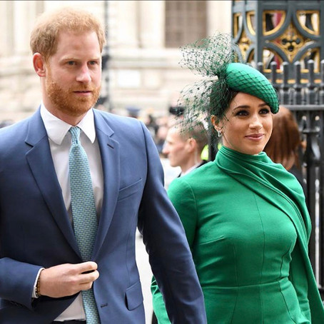 Prince Harry, Meghan Markle Get A Netflix Deal!