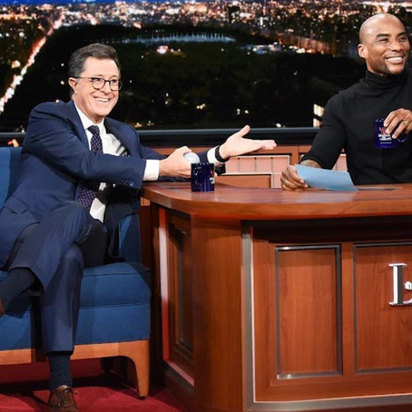 Charlamagne Tha God lands talk show executive produced by Stephen Colbert