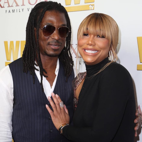 Tamar Braxton's Boo Got Those Papers.