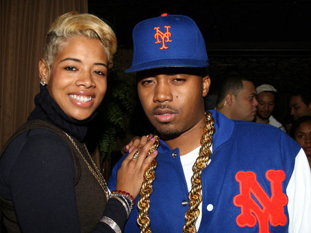Nas...A wife beater?
