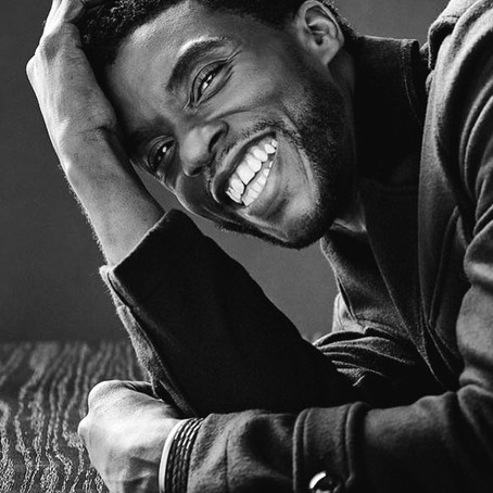 Rest In Peace, Chadwick Boseman.