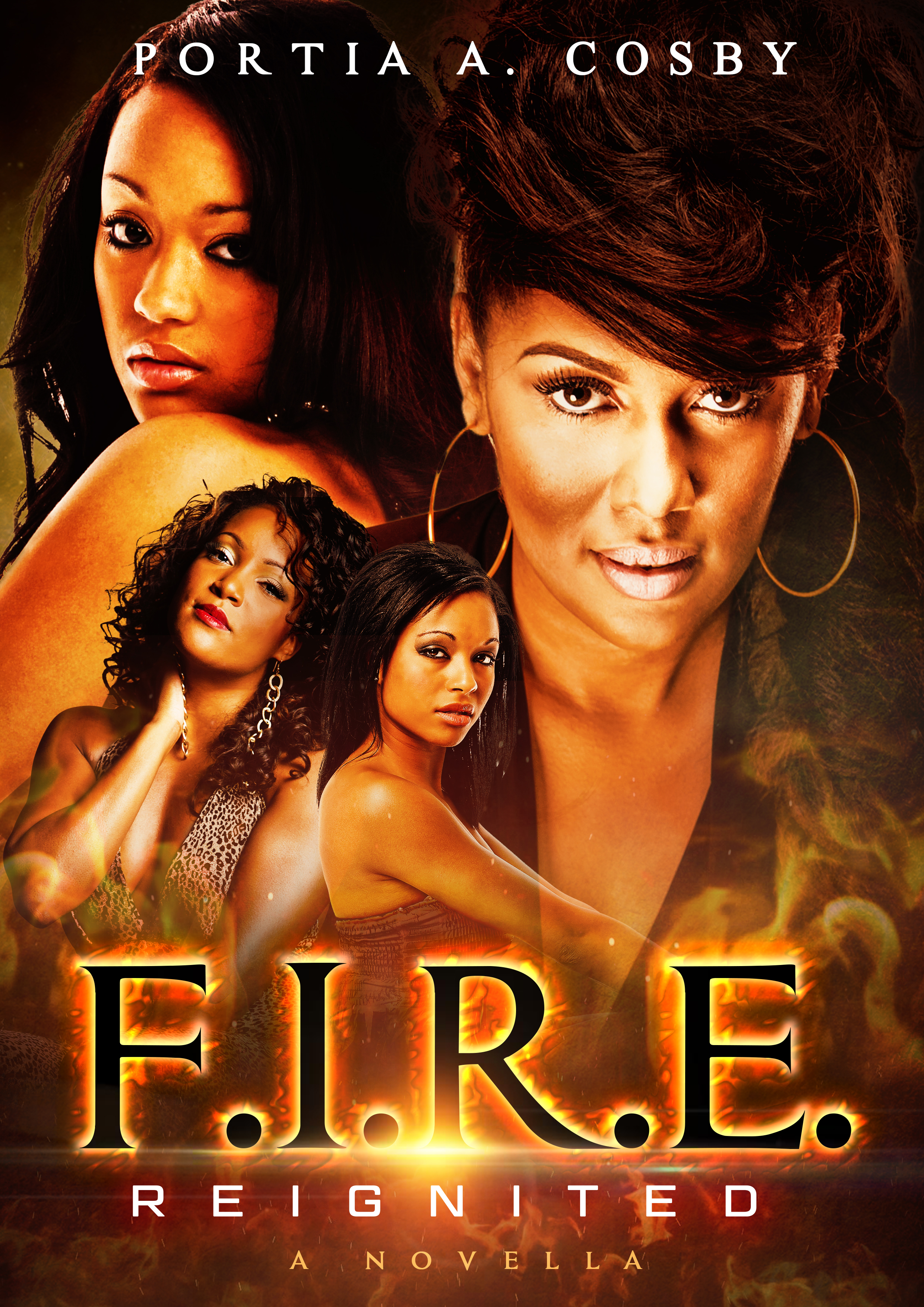 F.I.R.E. by Portia Cosby