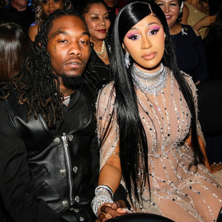 Cardi B and Offset Call It Quits!