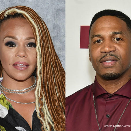Stevie J & Faith Evans Married!!!
