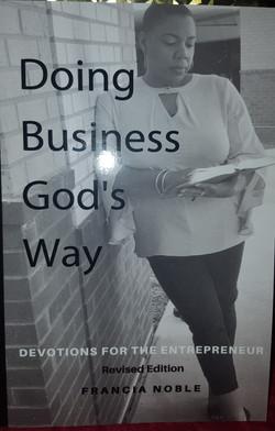 Doing Business God's Way