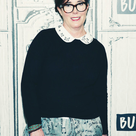 Fashion Designer, Kate Spade Commits Suicide at 55.