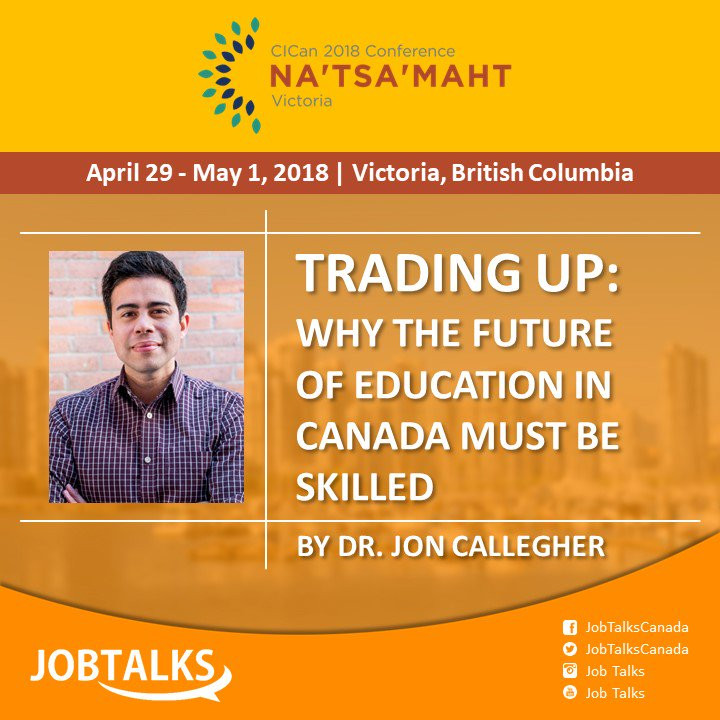 Jon Callegher Job Talks
