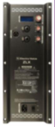 EV ZLX12P Amplifier Assembly