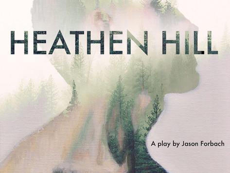 'Heathen Hill' reading in NYC
