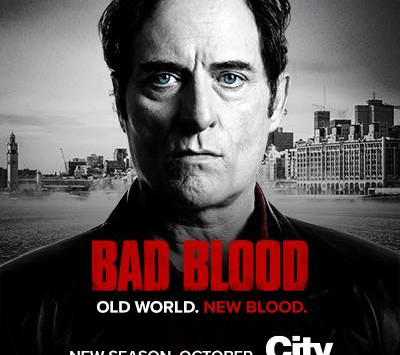 BAD BLOOD - season 2               Globe and Mail review