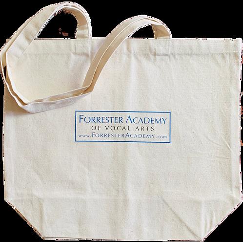 Forrester Academy Large Canvas Bag