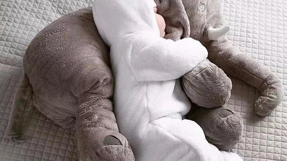Large Plush Elephant Doll Toy Kids Sleeping