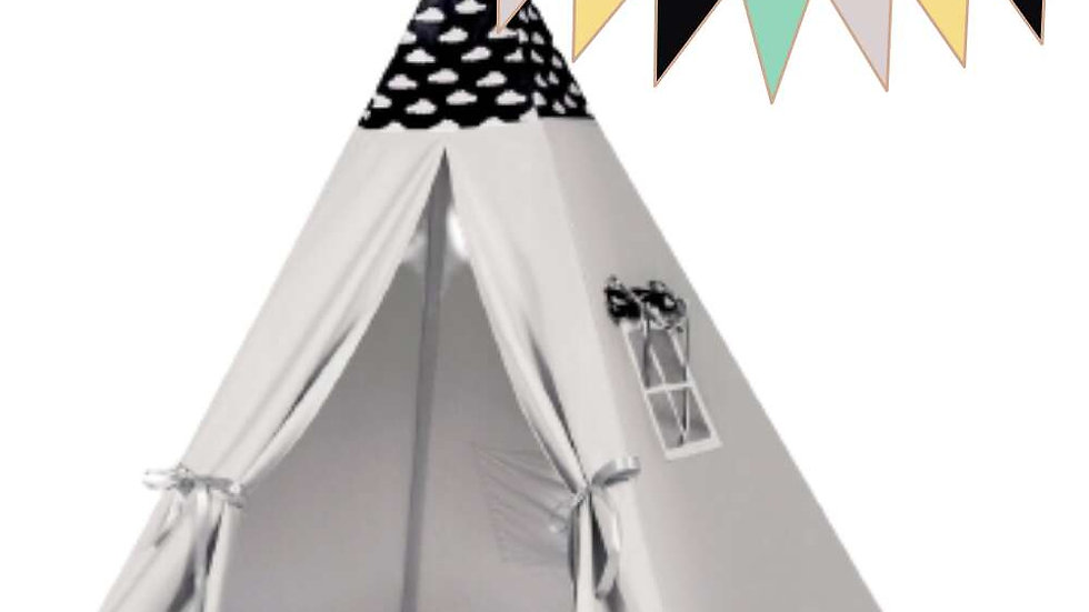 LittleONE -  Native American tent with extra accessories