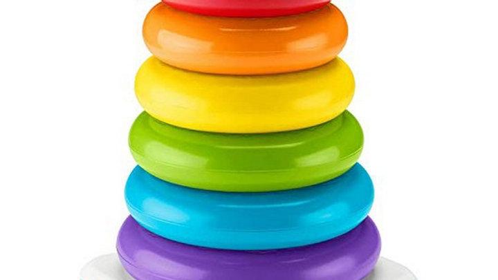 Piramide di bilanciamento Mattel Multicolore (1+ anno)