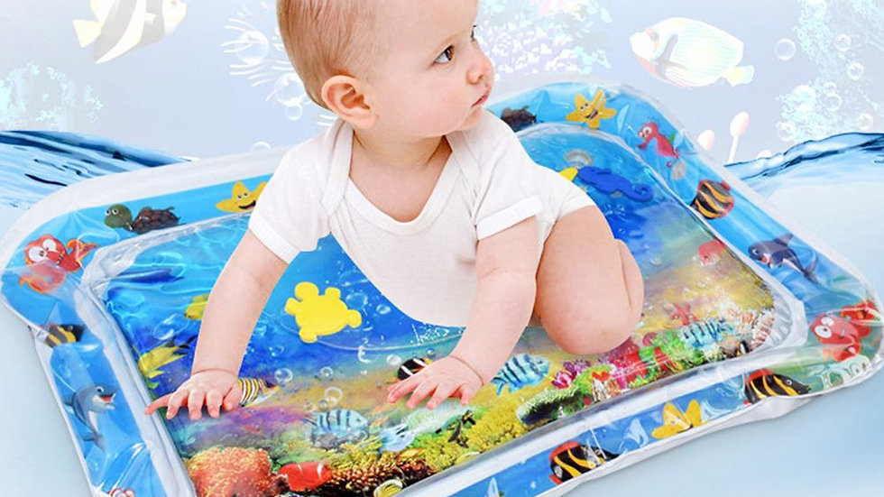Baby Inflatable Water Mat,