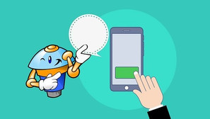 IMPROVE YOUR CUSTOMER SERVICE WITH CHATBOTS
