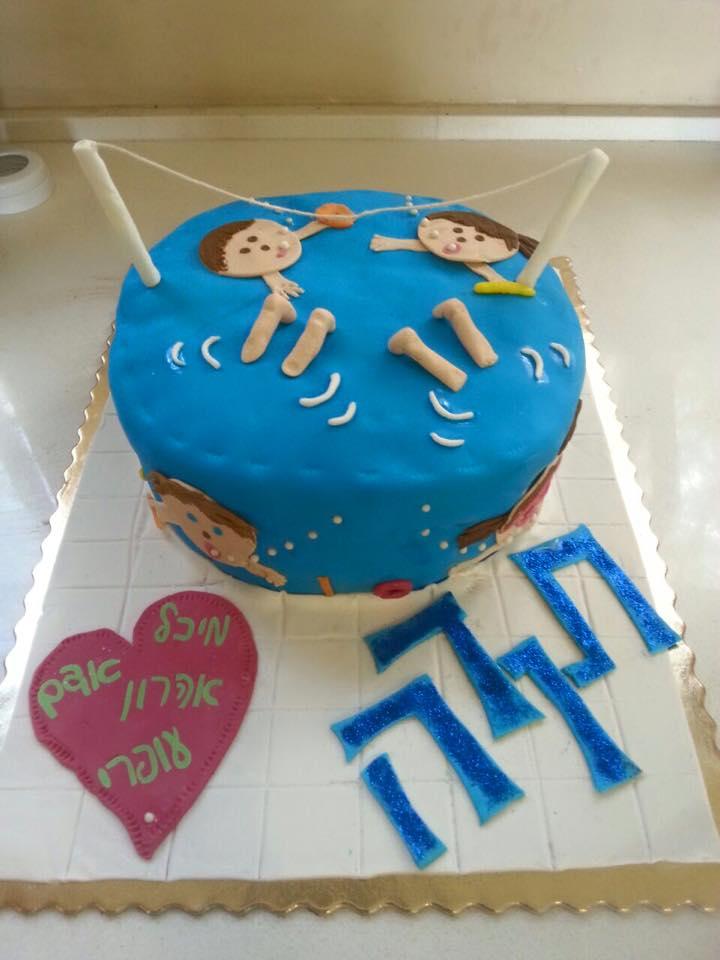 עוגת הערכה