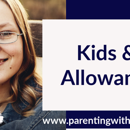 Kids & Allowance | One Minute Parenting Tips