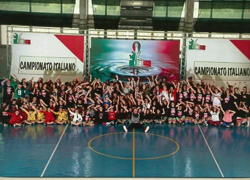 Campionati Italiani 2017 - La Danza