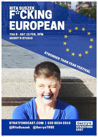 Fucking European - A3 Poster.jpg