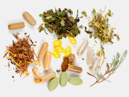 SUPPLEMENTS TO REDUCE STRESS (ESPECIALLY NOW)