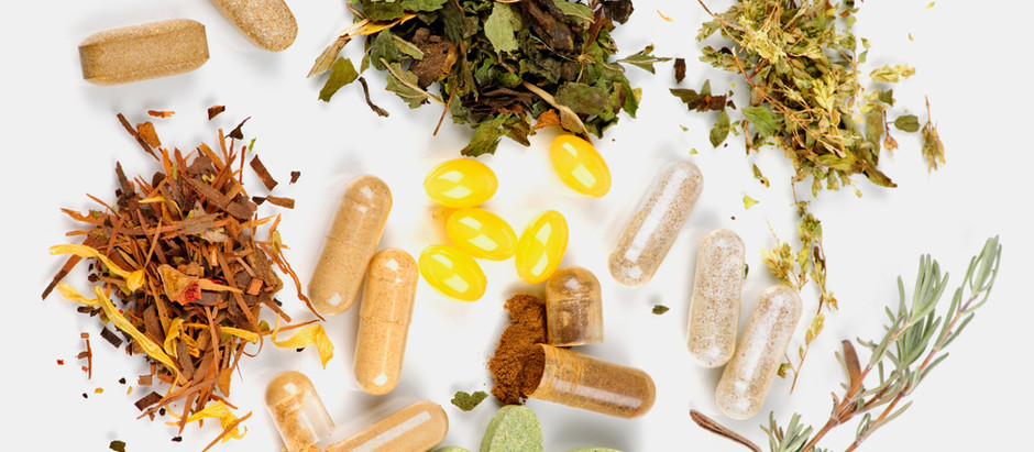 Five Supplements We All Need