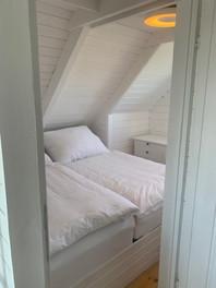 Schlafzimmer Seehütte Rust