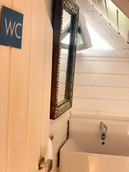 WC der Seehütte.