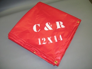 12 x 14 10 oz Salvage Cover