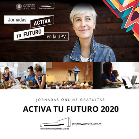 """Jornadas """"activa tu futuro"""""""