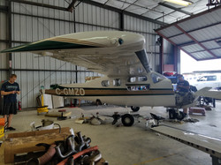 Cessna P210N Before Conversion