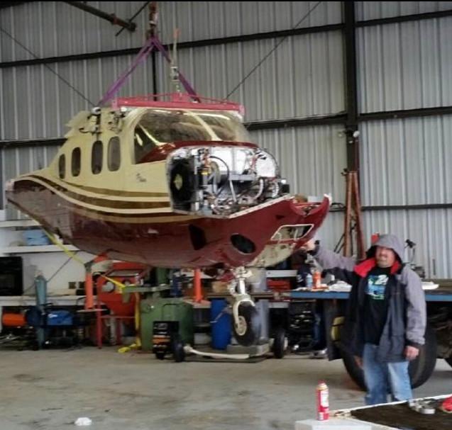 P210N Fuselage