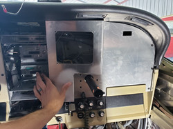 Cessna P210N Newly Fabricated Panel