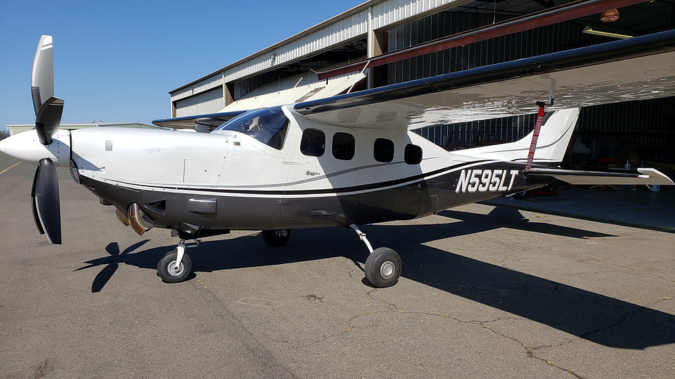 Cessna 1978 Silver Eagle N595LT