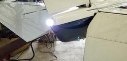 New AeroLED Tail Navigation Light