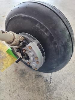 New Cleveland Brakes