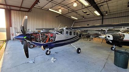 N128EE Cessna P210N Silver Eagle with Rolls Royce 250 motor