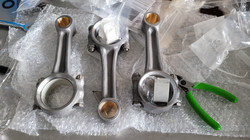Reconditioned Continental Connecting Rods