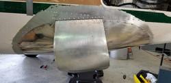 Installing Gear Doors
