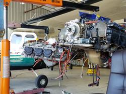 Replacing Engine