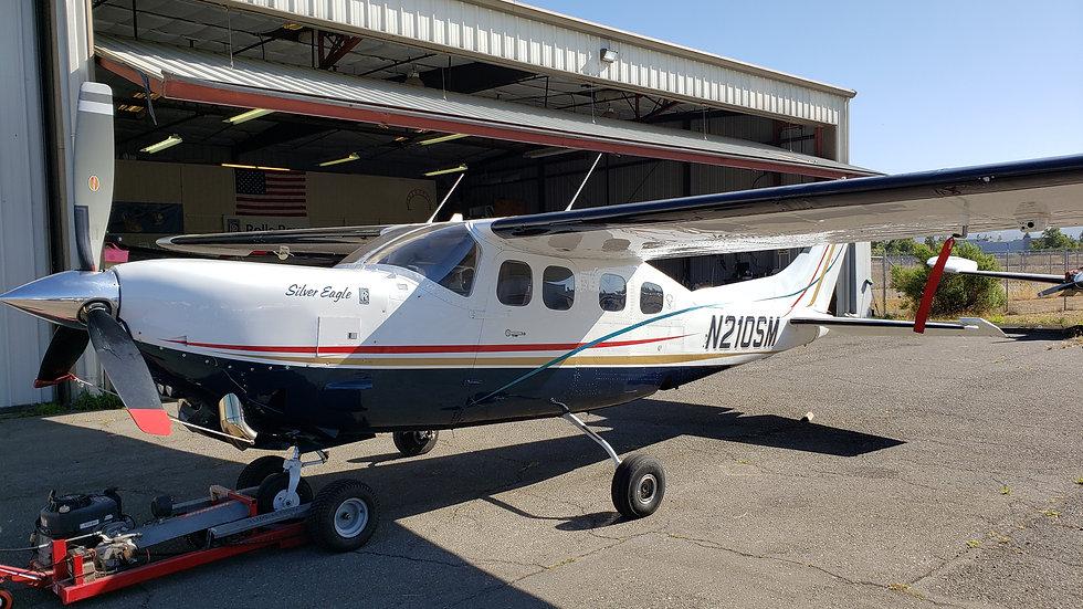 Cessna 1979 Silver Eagle N210SM