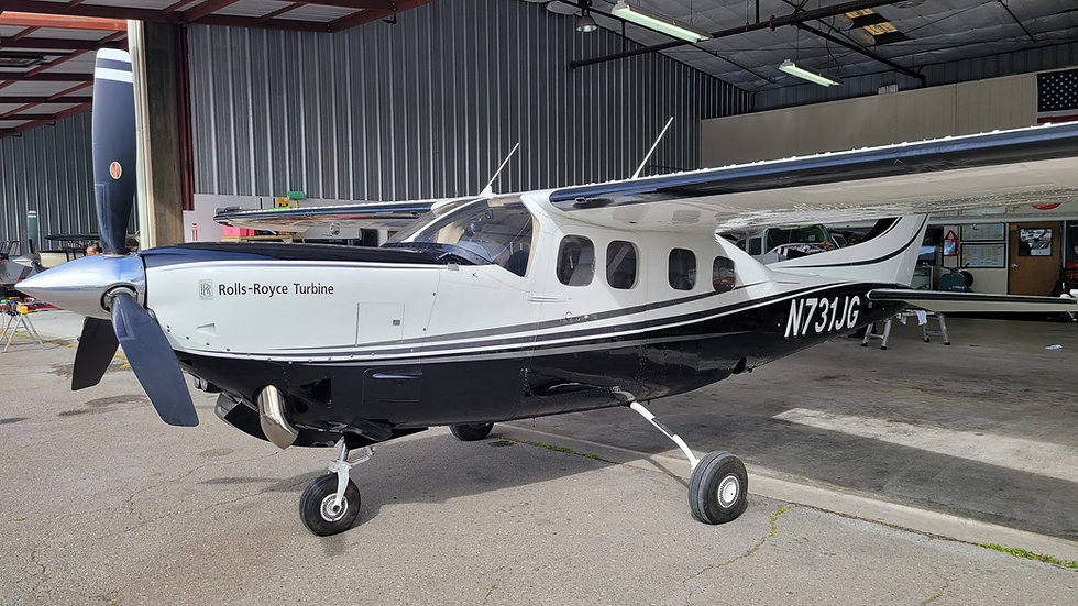 Cessna 1980 Silver Eagle N731JG
